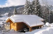 Chalet Chardon in winter